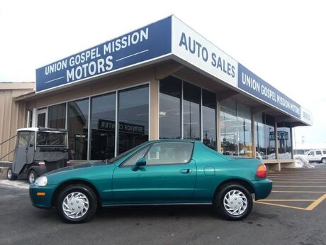 1995 Honda Civic Del Sol S Spokane Valley WA