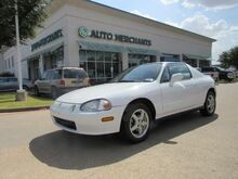 1995_Honda_Civic Del Sol_Si 1.6L, AUTOMATIC TRANS, CLOTH SEATS, TAPE PLAYER, CLIMATE CONTROL_ Plano TX