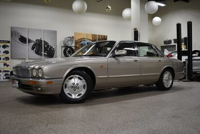 1995_Jaguar_XJ6__ Boston MA