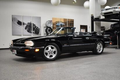 1995_Jaguar_XJS__ Boston MA