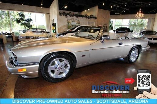 1995 Jaguar XJS 2+2 Convertible Scottsdale AZ