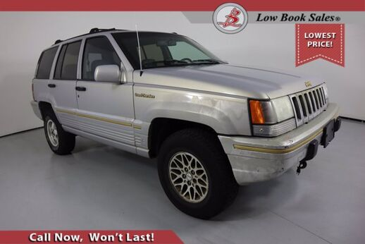 1995_Jeep_GRAND CHEROKEE_Limited_ Salt Lake City UT