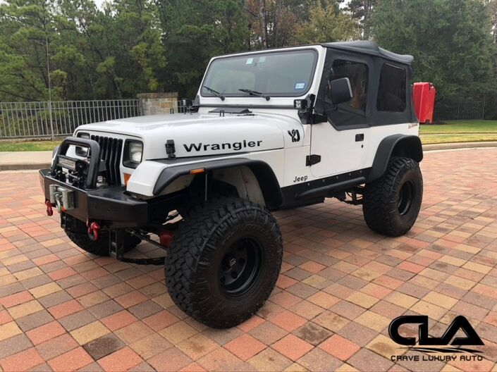 1995 Jeep Wrangler S Rio Grande Edition The Woodlands TX