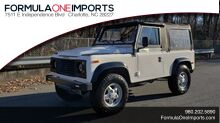 1995_Land Rover_DEFENDER 90_NAS SOFT-TOP AUTO / LS3 V8 / LOW MILES / SUPER CLEAN_ Charlotte NC