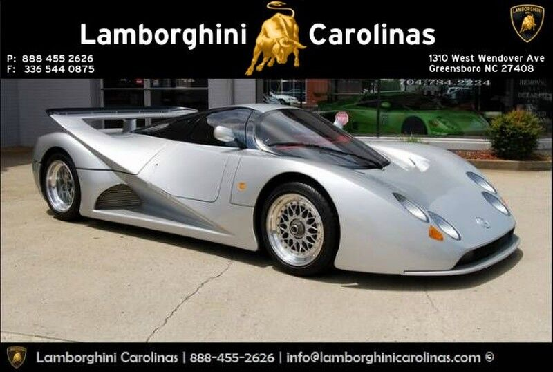 Lamborghini north carolina