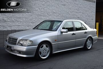 1995_Mercedes-Benz_C36_AMG_ Willow Grove PA