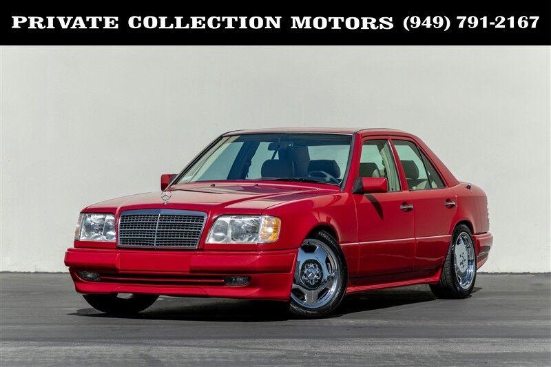1995_Mercedes-Benz_E-Class_E300 Diesel_ Costa Mesa CA