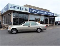 1995_Mercedes-Benz_S-Class_S320 sedan_ Spokane Valley WA
