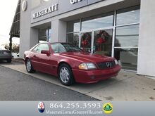 1995_Mercedes-Benz_SL Class_5.0L_ Greenville SC