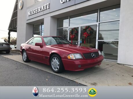 1995 Mercedes-Benz SL Class 5.0L Greenville SC