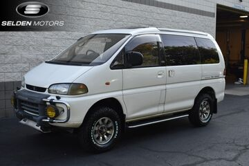 1995_Mitsubishi_Delica Space Gear Super Exceed Model_with Crystal Lite Roof_ Willow Grove PA