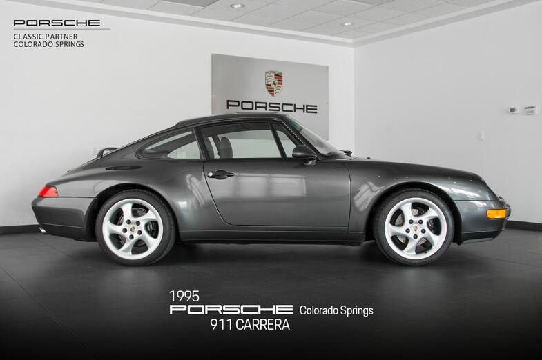 1995 Porsche 911 911 Carrera Colorado Springs CO
