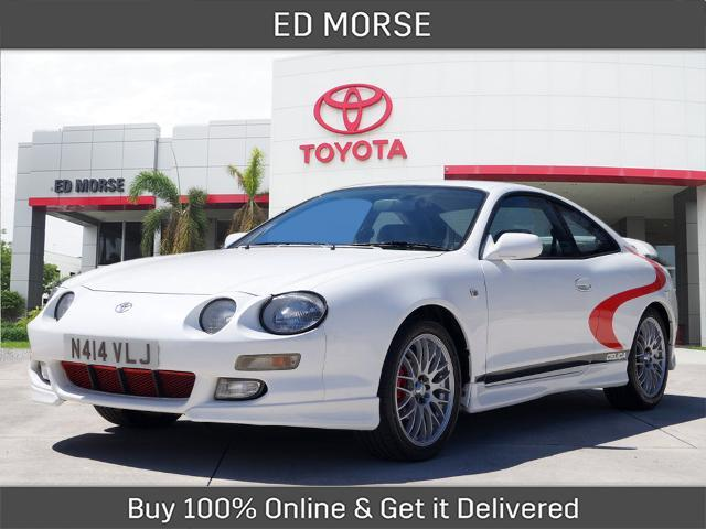 1995 Toyota Celica ST RIGHT HAND DRIVE CONVERTED US TI Delray Beach FL