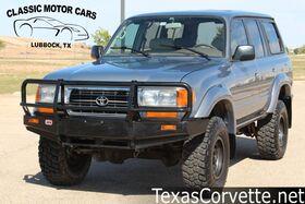 1995_Toyota_Land Cruiser__ Lubbock TX