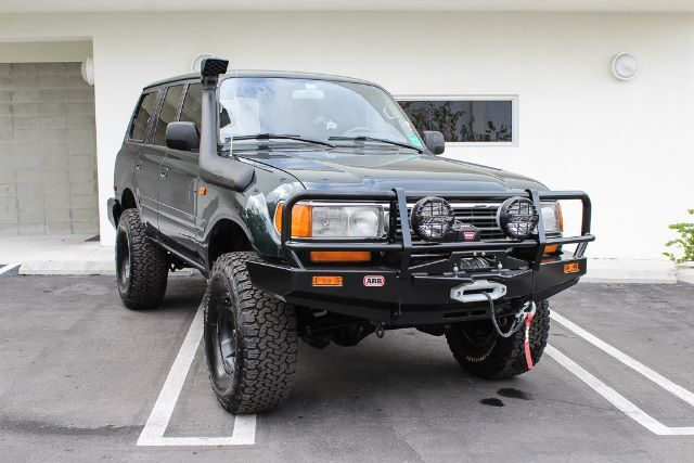 1995 Toyota Land Cruiser 4WD