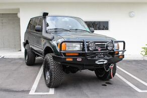 Toyota Land Cruiser 4WD 1995