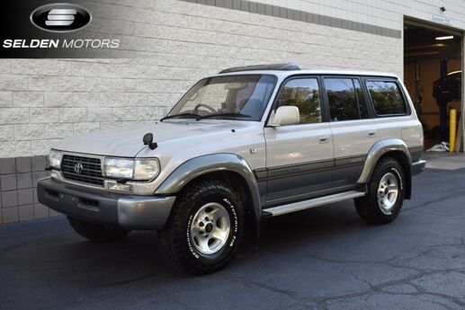 1995 Toyota Land Cruiser VX Limited Willow Grove PA