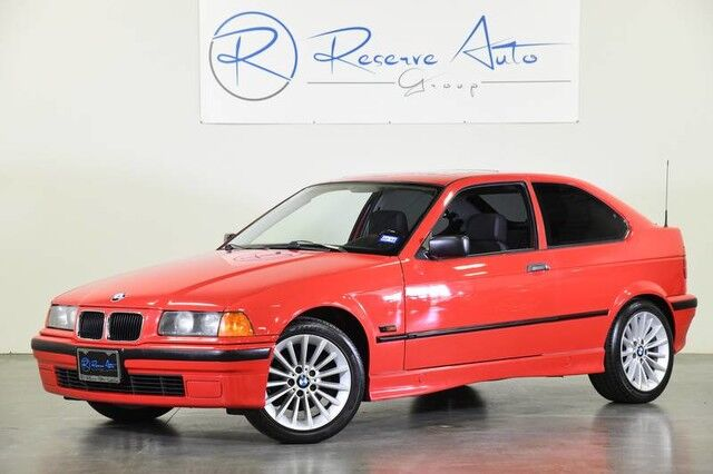 1996 BMW 3-Series 318TI The Colony TX