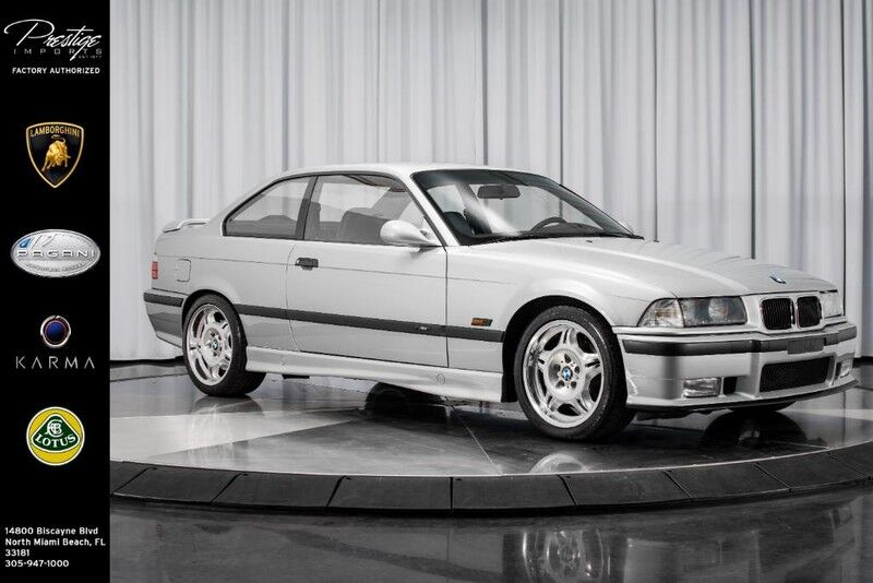 1996_BMW_3-Series_M3_ North Miami Beach FL