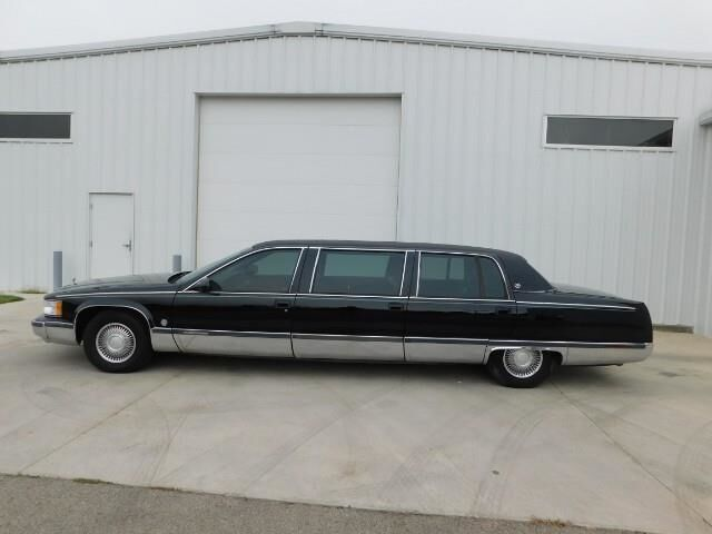 1996 Cadillac Fleetwood 4dr Sdn Manhattan KS