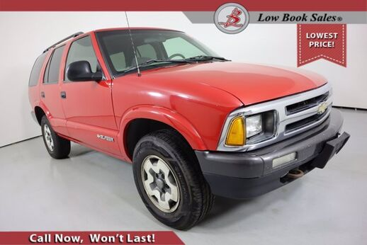 1996_Chevrolet_BLAZER__ Salt Lake City UT