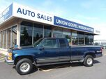 1996 Chevrolet C/K 2500 Ext. Cab 8-ft. Bed 4WD