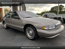 1996_Chevrolet_Caprice_Classic_ Raleigh NC