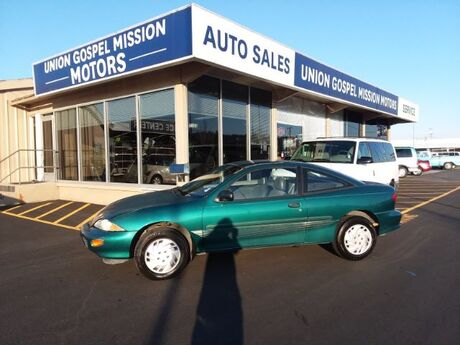 1996 Chevrolet Cavalier Coupe Spokane Valley WA
