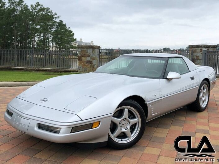 1996 Chevrolet Corvette  The Woodlands TX