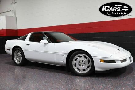 1996_Chevrolet_Corvette_2dr Coupe_ Chicago IL