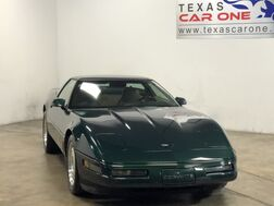 1996_Chevrolet_Corvette_AUTOMATIC LEATHER SEATS LEATHER STEERING WHEEL CRUISE CONTROL ALLOY WHEELS_ Carrollton TX