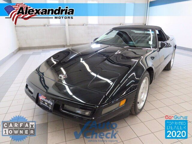 1996 Chevrolet Corvette Base Alexandria MN