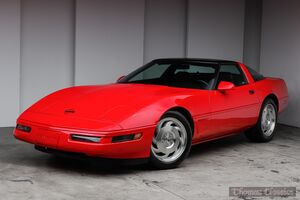 1996_Chevrolet_Corvette_MANUAL_ Akron OH