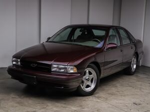 1996_Chevrolet_Impala SS__ Akron OH