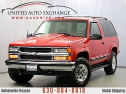 1996_Chevrolet_Tahoe_4WD Coupe_ Addison IL