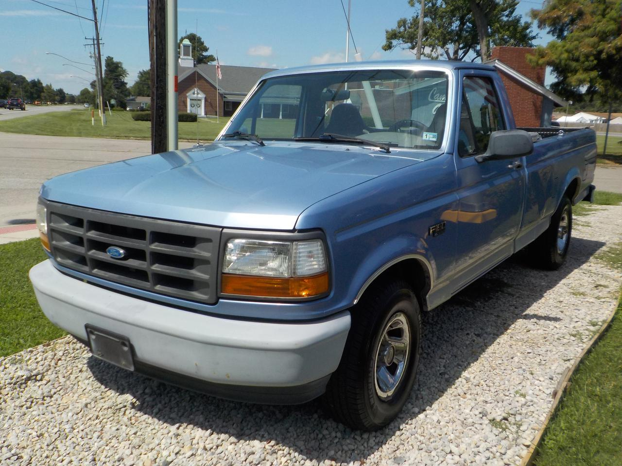 1996 FORD F-150 XL REGULAR CAB, WHOLESALE TO THE PUBLIC ...