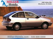 1996_Ford_Aspire_Base_ Winchester VA