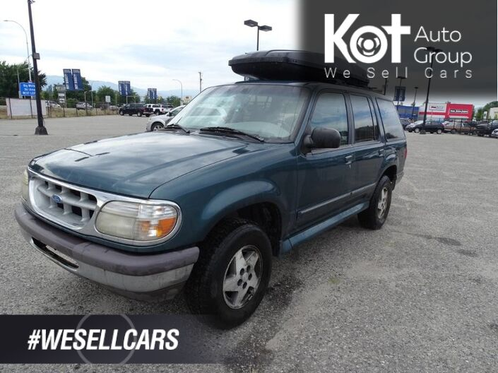 1996 Ford Explorer XLT, (PARTS ONLY! NO BRAKES) Kelowna BC