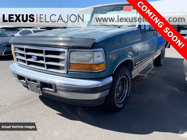 1996 Ford F-150 Special San Diego County CA