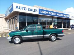 1996_GMC_Sonoma_Club Coupe 2WD_ Spokane Valley WA