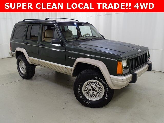 1996 Jeep Cherokee Country Raleigh NC