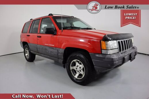 1996_Jeep_GRAND CHEROKEE_Laredo_ Salt Lake City UT