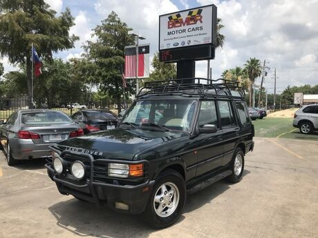 1996 Land Rover Discovery SE7 Houston TX