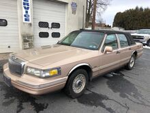 1996_Lincoln_Town Car_Executive_ Whitehall PA