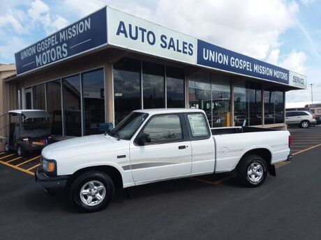 1996 Mazda B-Series B3000 SE Cab Plus 2WD Spokane Valley WA