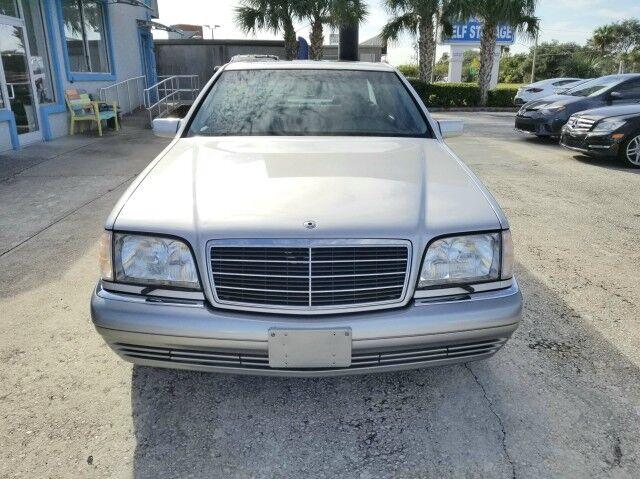 1996 Mercedes-Benz S Class  Jacksonville FL