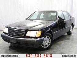 1996_Mercedes-Benz_S Class_S 320 / 3.2L Straight 6-Cyl Engine_ Addison IL
