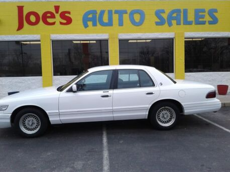 1996_Mercury_Grand Marquis_LS_ Indianapolis IN
