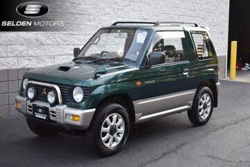 1996_Mitsubishi_Pajero Mini VR__ Willow Grove PA
