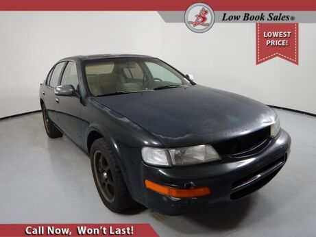 1996_Nissan_MAXIMA__ Salt Lake City UT
